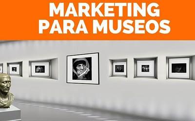 marketing para museos