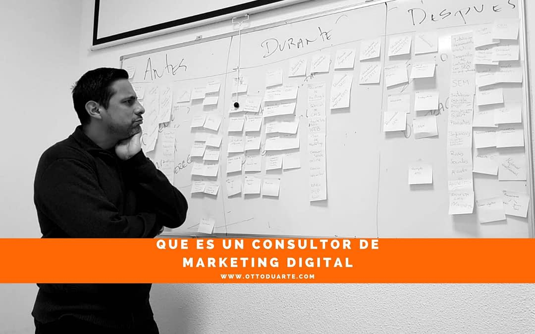 ¿Contratar un Consultor de Marketing Digital?