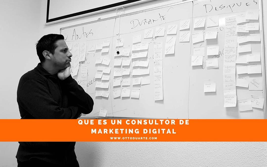 ¿Contratar un Consultor de Marketing Digital?