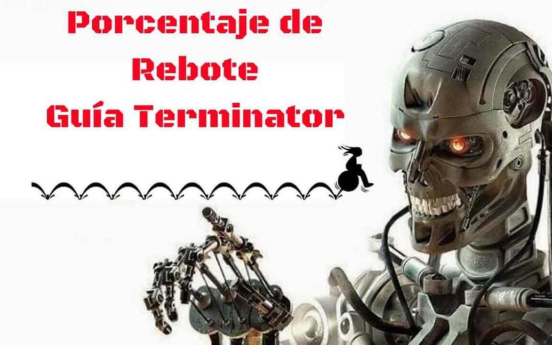 Porcentaje de Rebote -3 | Otto Duarte
