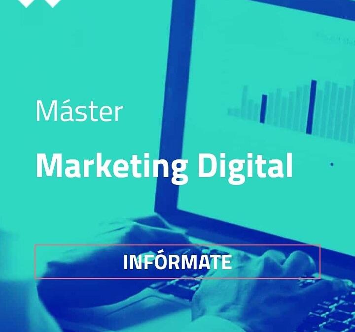 master de marketing digital tokio school